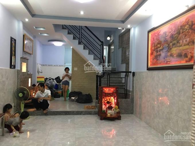 Nhà Nguyễn Quý Anh, hẻm 4m, nhà đúc 2 lầu. DT 4x13m, giá 5 tỷ 1