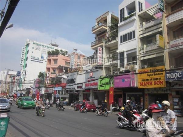 Nhà cấp 4 MT Phạm Văn Bạch, 5x26m, P15, TB, LH: 0937843773