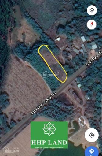 Đất mặt tiền diện tích 1400m2 đường Xuân Tâm - Tràng Táo, cạnh khu du lịch Gia Ui - 0949.268.682