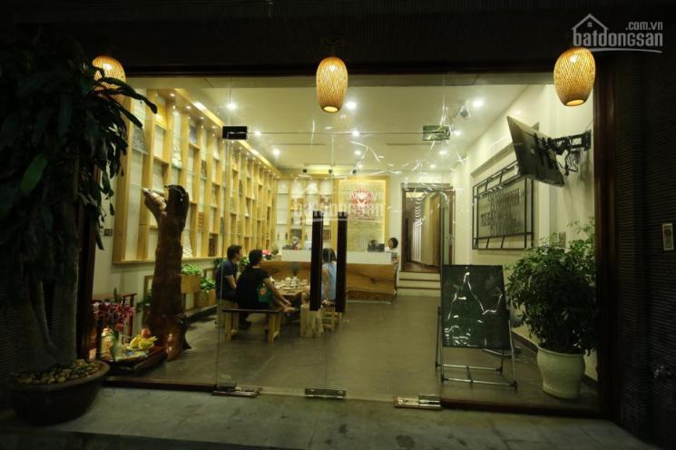 Cho thuê nhà ngõ Phạm Ngọc Thạch 100m2, 7.5T có thang máy, điều hòa, sàn gỗ, 60tr/th. LH 0903215466
