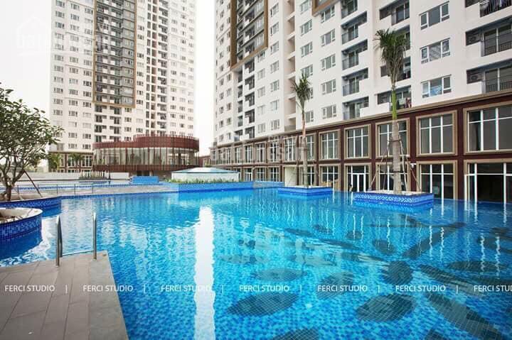 Cho thuê căn hộ cao cấp, 2 phòng ngủ 7 triệu/tháng, full nội thất 8,5 triệu/tháng, LH 0938973686
