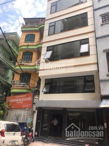 Cho thuê nhà mặt phố Võng Thị, Tây Hồ, 55m2, 5 tầng, MT 7.5m, thông sàn, 0976.075.019