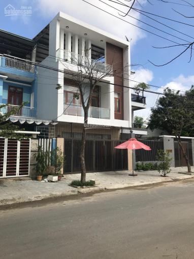 Bán nhà 3 tầng mặt phố Phạm Viết Chánh 7x20m(140m2), TT Quận Cẩm Lệ TP Đà Nẵng, sát hồ, view đẹp