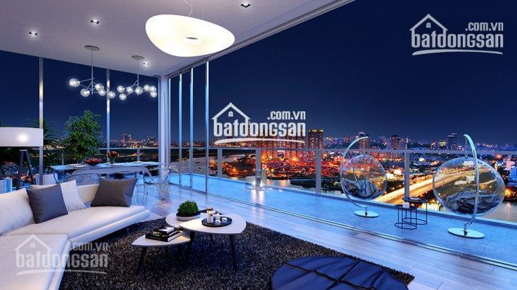 Bán căn hộ penthouse Đồng Khởi 300m2 view sông view toàn cảnh Sài Gòn sổ hồng call 0977771919 ảnh 0