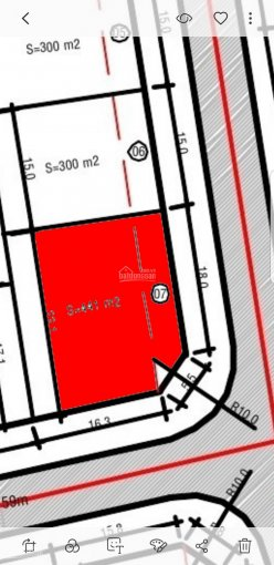 Lô góc ngã 4 - giá siêu hấp dẫn cho nhà đầu tư tại khu đô thị Bắc Dương Đông 67,5 ha