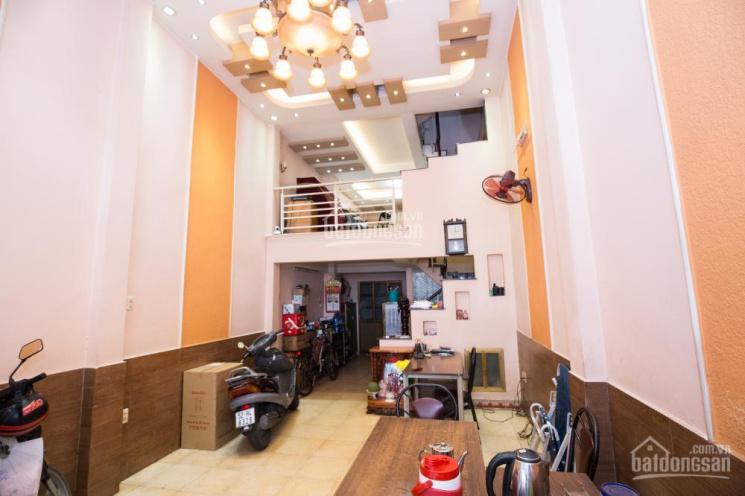 Bán nhà phố đường Nguyễn Tiểu La, góc Nhật Tảo, phường 8, Q10, (4.3mx13m) 4 lầu. DTCN: 50m2