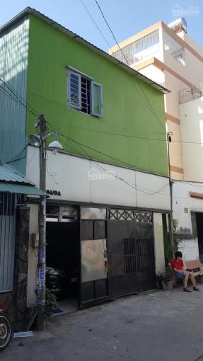 Bán nhà trệt 6 x 18m hẻm xe hơi, đường Số 8, phường Bình Hưng Hòa, quận Bình Tân, TP. HCM ảnh 0