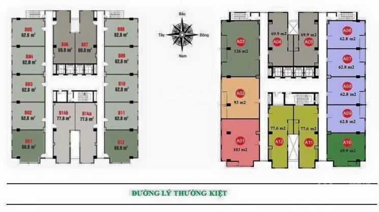 Cần sang nhượng lại 1 số căn F.Home tòa B và tòa A, giá tốt nhất thị trường