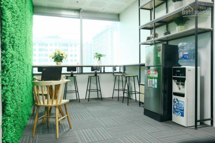 Cho thuê văn phòng trọn gói chỉ 9.5 tr/tháng, khuyến mãi thêm 2 tháng tại tòa Diamond Flower