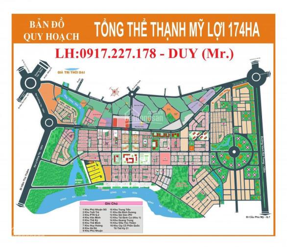 Bán đất dự án Huy Hoàng, Phú Nhuận, Thế Kỉ 21, Villa Thủ Thiêm sổ đỏ. Giá từ 45tr/m2