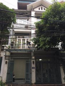 Chính chủ cho thuê nhà riêng đường Dịch Vọng - 55m2 x 5 tầng - giá 16 triệu/th