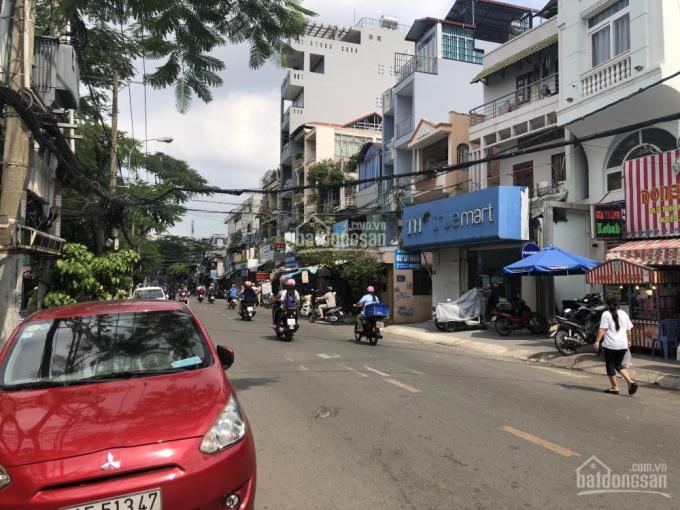 Bán nhà mặt tiền 80 Trần Nhân Tôn, Phường 2, Quận 10: 4m x 15m giá 13,8 tỷ