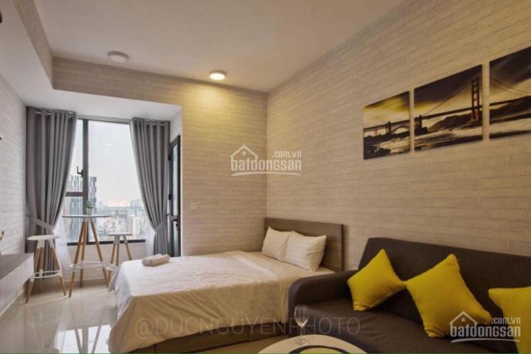 Cho thuê căn hộ 1 phòng ngủ River Gate Quận 4, Bến Vân Đồn 32m2, giá 13 triệu/tháng, LH: 0908268880