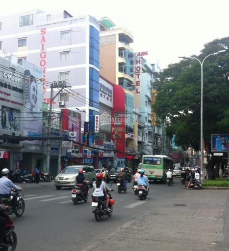 Bán nhà mặt tiền đường Minh Phụng, quận 11, DT 3.6x15m 3 lầu, LH 0919608088