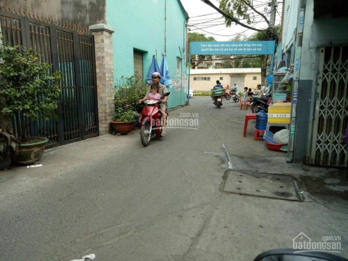 Nhà mới 3 tấm HXH Hưng Phú P8 Q8, hoàn công cách MT Hưng Phú 2 căn 2tỷ 14,6m2, gần cầu Chữ Y
