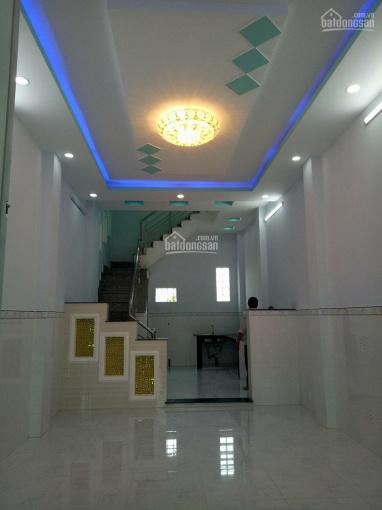 Cần cho thuê gấp nguyên căn nhà 4x 14m, 2 lầu, 173/244 An Dương Vương, Q Bình Tân, giá: 11tr/th