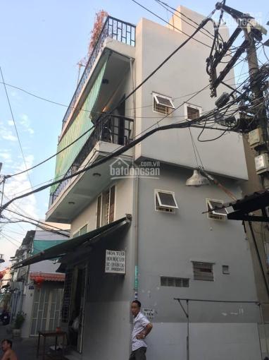 Bán nhà 2 tỷ, 3.5x6m, hẻm 4m, Phạm Ngọc, P. Tân Quý, Q. Tân Phú (gần chợ Tân Hương)