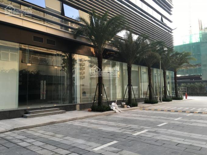 Cho thuê shophouse tầng 1 + 2 Vinhomes Metropolis Liễu Giai. Diện tích 235m2, giá 185 triệu/tháng
