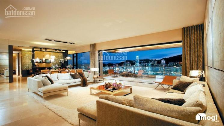 Cho thuê CH penthouse Vinhome 4PN 300m2 nội thất Châu Âu ở ngay, view sông công viên, 0977771919