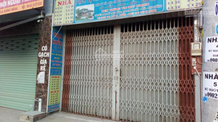 Bán nhà mặt phố Quách Điêu, Vĩnh Lộc A, giáp quận Tân Phú. Khu sầm uất rất tiện kinh doanh cửa hàng