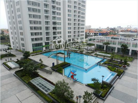 Cho thuê căn hộ Hoàng Anh River View, Q2 (3 phòng - 20 triệu, 4 phòng/th - 24 tr/th) nhà đẹp