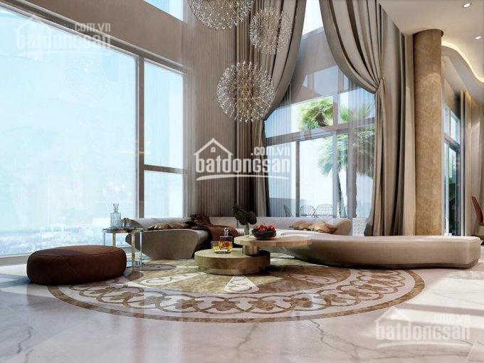 Cho thuê căn hộ penthouse Vinhome 300m2 3PN nội thất Châu Âu mới 100%, ở ngay view sông 0977771919