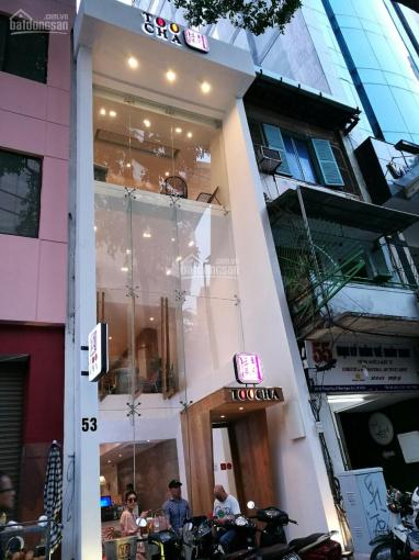 Chính chủ bán gấp nhà mặt tiền Trương Định, P. 6, Q3, DT 4x18m, 4 lầu, giá 29.9 tỷ