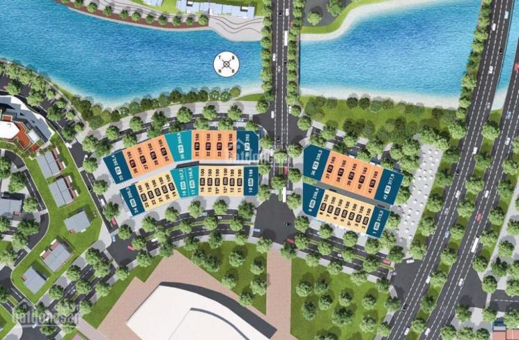 Bán chính chủ căn nhà phố mặt hồ Marina, 165m2, hoàn thiện cả nhà, giá thương lượng