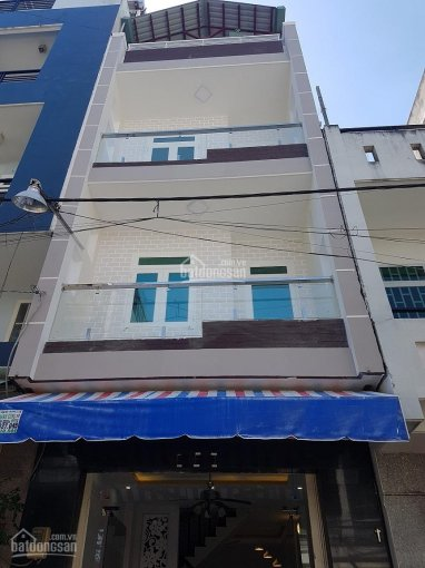 Bán gấp nhà 3 lầu mới đẹp tặng nội thất khu Bình Phú Q. 6
