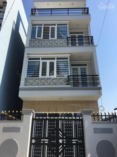 Nhà 5,2x12m, Trần Thị Hè, gần ngã 3 Đông Quang, cổng sau Hiệp Thành City