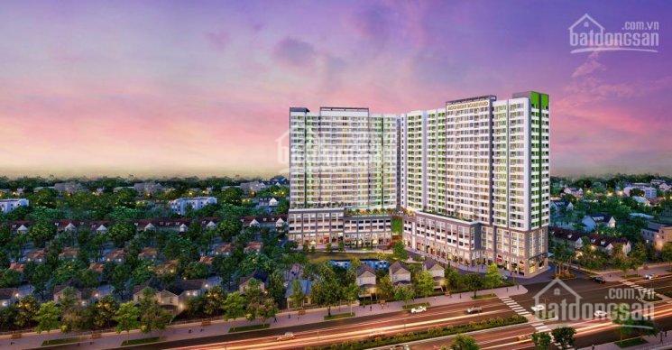 Chính chủ cần tiền bán gấp căn hộ 2PN, tầng đẹp mặt tiền đường Kinh Dương Vương. 0909052122 ảnh 0
