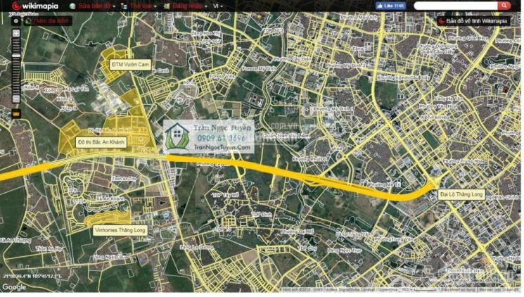 Đất giá rẻ dịch vụ Vân canh đủ loại diện tích đủ loại vị trí đã có sổ đỏ LH:037.546.7161