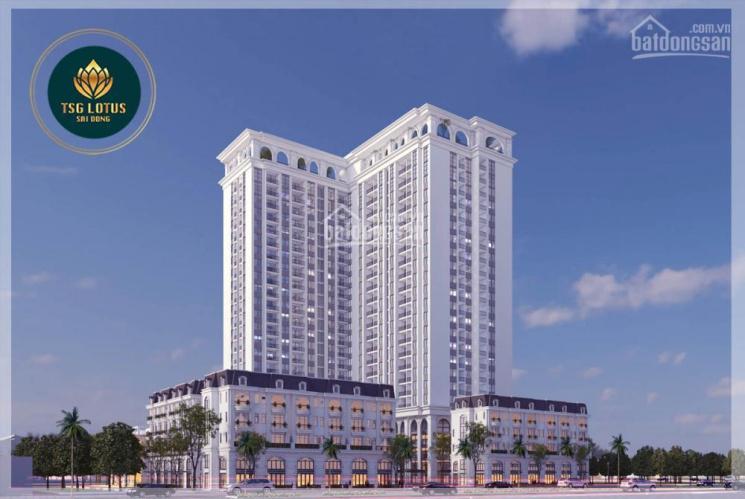 Chung cư TSG Sài Đồng biểu tượng mới cho cuộc sống tiện nghi tại Q.Long Biên - Mở bán ưu đãi lớn