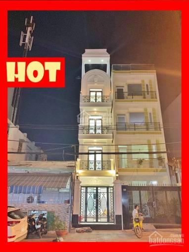 Chính chủ bán nhà mặt tiền 40 Hưng Phú, nở hậu quận 8, Hồ Chí Minh