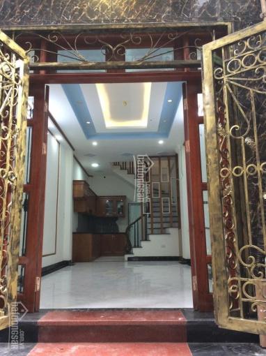 Bán nhà chính chủ ngõ 281 Trần Khát Chân, 32m2 x 4,5T xây mới, giá 3,4 tỷ
