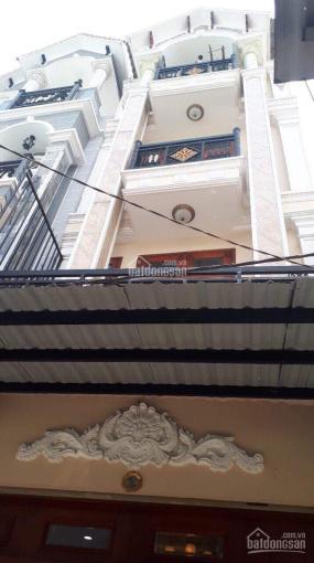 Bán nhà hẻm 688 Tân Kỳ Tân Quý, DT 4x12m, nở hậu 5m, 2 lầu, ST, mới đẹp, giá 4.7 tỷ