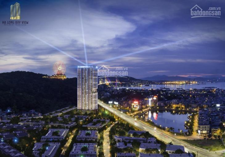 Chính chủ cần chuyển nhượng căn 2PN, view trực diện Vịnh Hạ Long, dự án Hạ Long Bay View