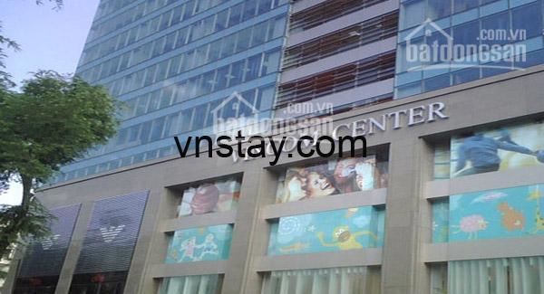 Cho thuê văn phòng Vincom Center, quận 1 với nhiều diện tích đa dạng
