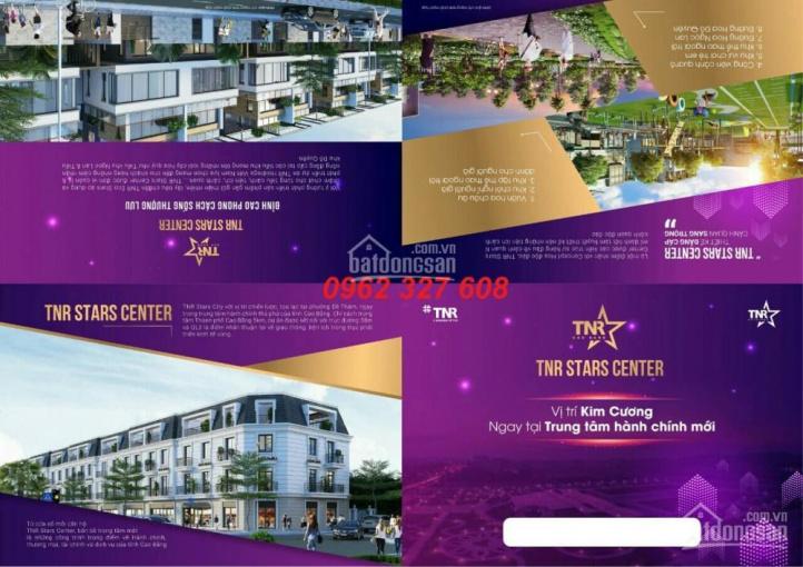 Nhận đặt chỗ ô vip dự án TNR Star Center Cao Bằng - LH - BQLDA: 0962327608