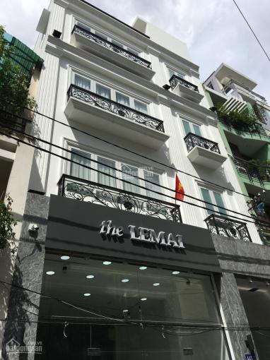 Bán nhà MT Đặng Dung, P. Tân Định, Q1, DT 4.5x16m, giá 16.3 tỷ, trệt + 3 lầu + sân thượng ảnh 0