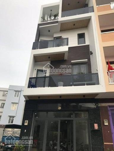 Nhà mới cực đẹp (5x23m) đúc 4 tấm KDC Bình Phú, Q6
