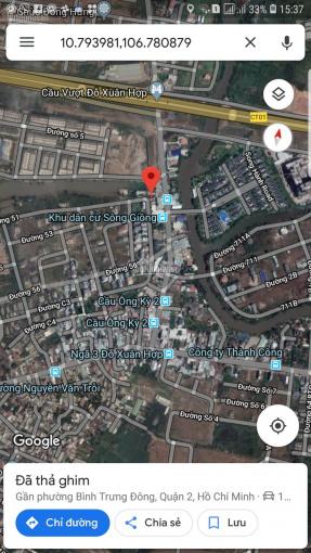 Cần bán đất 273m2, ngang 14m, sổ đỏ cá nhân. Khu Đông Thủ Thiêm, q2, xây tự do