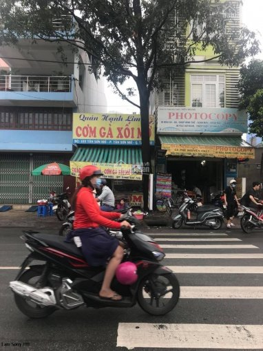 Bán mặt tiền kinh doanh Vườn Lài, P Phú Thọ Hòa, Q Tân Phú, DT 4x18m, cấp 4. Giá bán: 10,5 tỷ ảnh 0