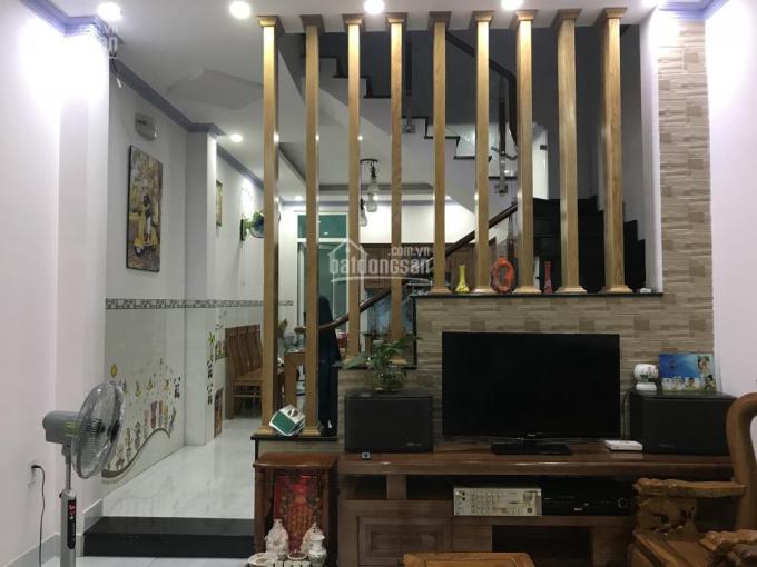 Bán nhà 1 trệt 2 lầu đường 16, Linh Đông, giá 4tỷ3. LH 0938788709 Khoa