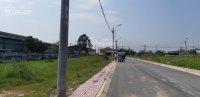 25tr/m2 đất Đại Phú mặt tiền Trần Đại Nghĩa, Bình Chánh có sổ đỏ, nhiều nền giá mềm. 0937934496