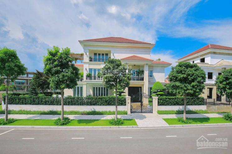 Cần bán biệt thự Saroma Villa khu đô thị Sala Đại Thủ Thiêm, DT 550m2. XD 1 hầm, 3 lầu, áp mái ảnh 0