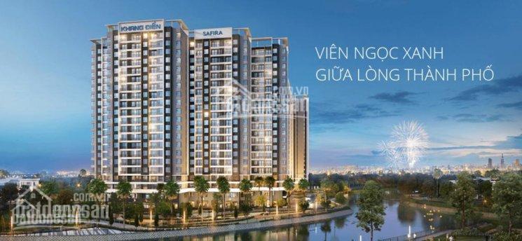 Cần tiền chủ nhà bán lại căn 1 + và 2 phòng dự án Safira Khang Điền giá tốt liên hệ nhanh