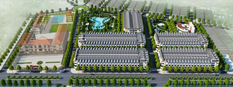 Bán đất liền kề dự án khu đô thị mới Phượng Mao, Quế Võ, tỉnh Bắc Ninh, giá chỉ từ 15 triệu/m2