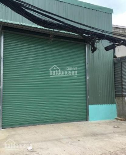 Cho thuê nhà xưởng khu vực phường Thạnh Xuân, quận 12. LH: 0903755184