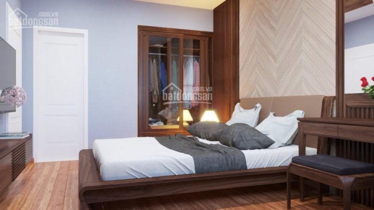 Chủ đầu tư bán chung cư Hồ Ba Mẫu - Lê Duẩn, giá rẻ 500tr - 790tr/45 - 60m2, full nội thất, sổ đỏ ảnh 0